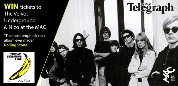 Win 4 tickets to The Velvet Underground & Nico at the MAC!