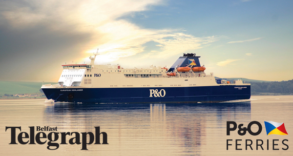Win a family glamping break with P&O Ferries