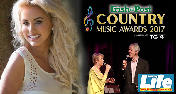 Win 1 of 6 tickets to the Irish Post Country Music Awards!
