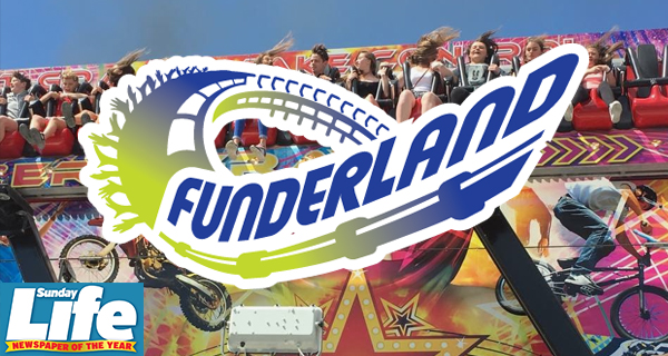 Win 1 of 10 Family of Four All Inclusive Ride Wristbands