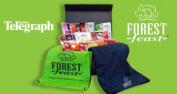 Win one of three Forest Feast hampers!