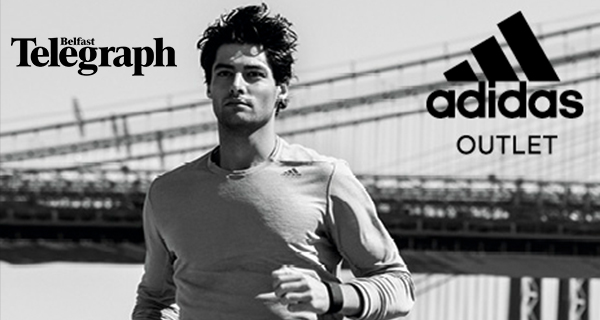 Win two full outfits at adidas with The Boulevard, Banbridge.