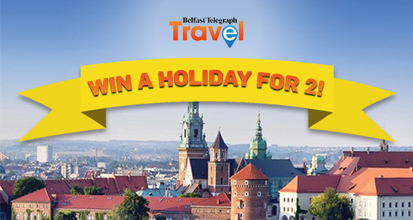 Win a Holiday to Krakow with Belfast Telegraph Travel