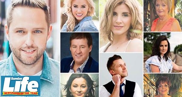 Win tickets to this year's Irish Post Country Music Awards