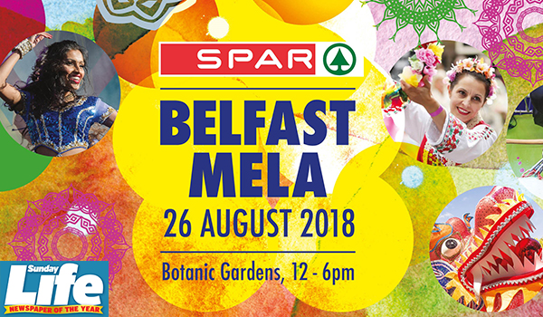 Win one of 25 Family Passes to Belfast Mela