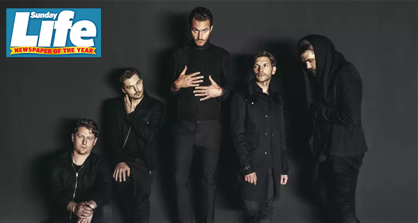 Win tickets to see The Editors at The Ulster Hall, Belfast