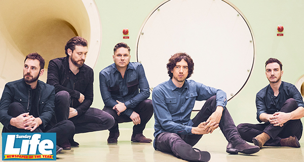 Win the ultimate 'Access All Areas' Snow Patrol prize!