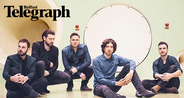 Win the ultimate 'Access All Areas' Snow Patrol prize with Belfast Telegraph!