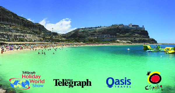 Win a £1,500 family holiday to Spain!