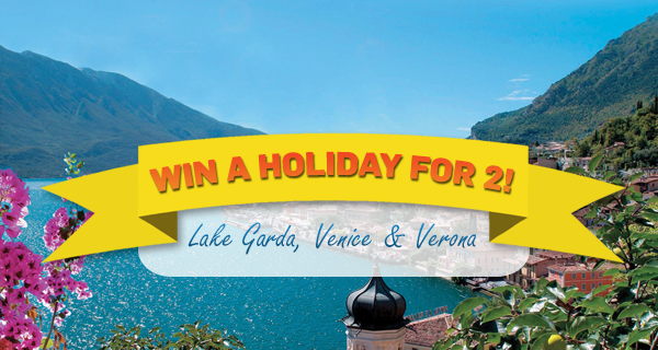 Win a Holiday to Lake Garda with Belfast Telegraph Travel!