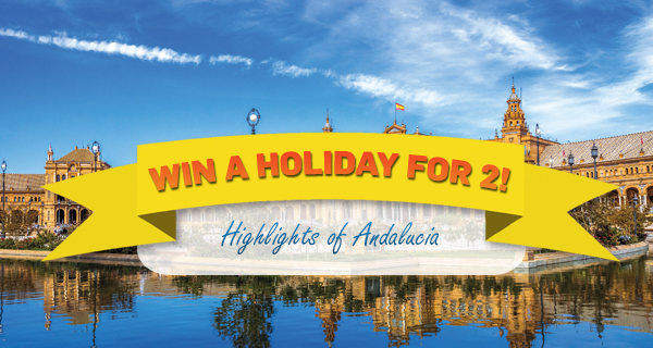 Win a Holiday to Andalucia with Belfast Telegraph Travel!