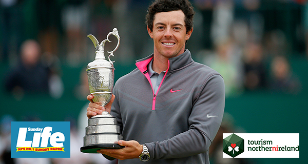 Win a pair of tickets to the sold out 148th Open Championship!