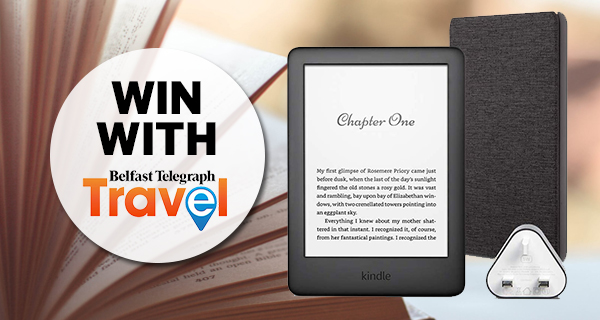 Win a Kindle Bundle with Belfast Telegraph Travel!