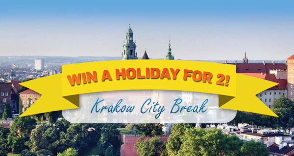 Win a Holiday for 2 to Krakow with Belfast Telegraph Travel!