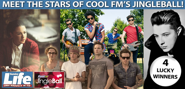 Meet the Stars of COOL FM's Jingle Ball