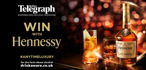 Celebrate Father's Day with a family lunch from Hennessy